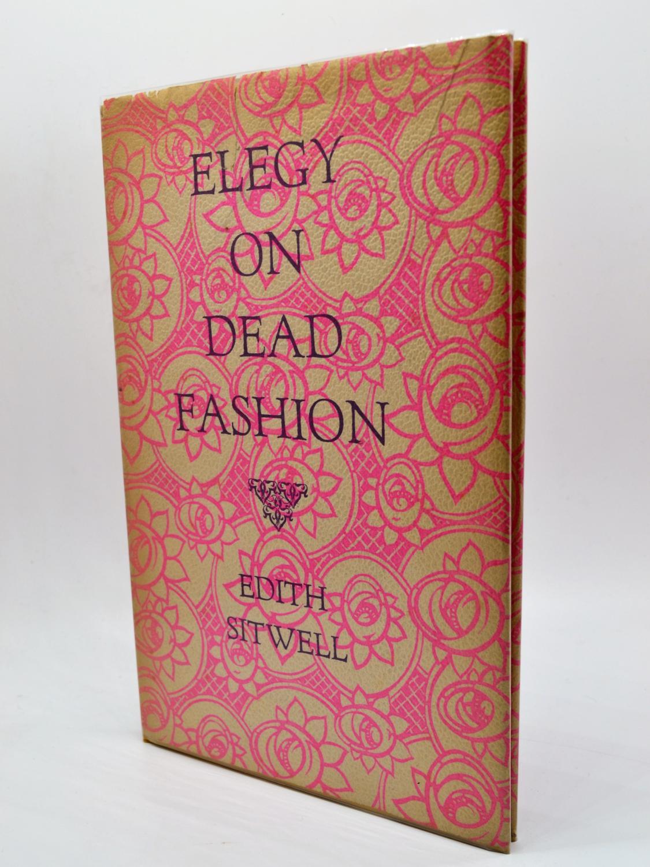 Elegy_on_Dead_Fashion_Sitwell_Edith_Très_bon_Couverture_rigide