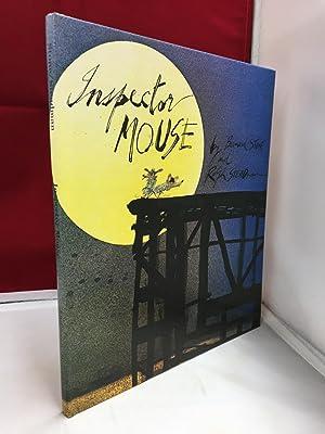 Inspector Mouse: Stone, Bernard &