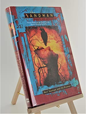 Sandman Overture by Nail Gaiman Illustrated Brand New Sealed Deluxe Hardcover