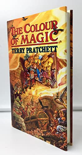 Colour of Magic by Pratchett, Signed - AbeBooks