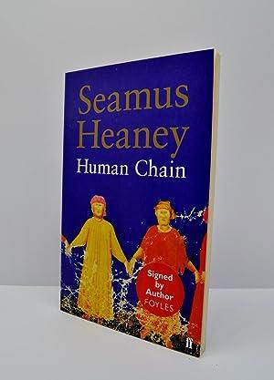 human chain heaney seamus