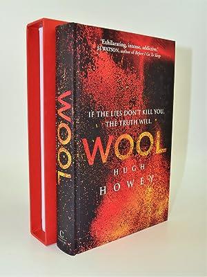 Wool - Slipcased limited edition: Howey, Hugh