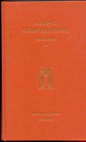 Sancti Aurelii Augustini. Sermones de Vetere Testamento.: Lambot, Cyrillus; Augustine,