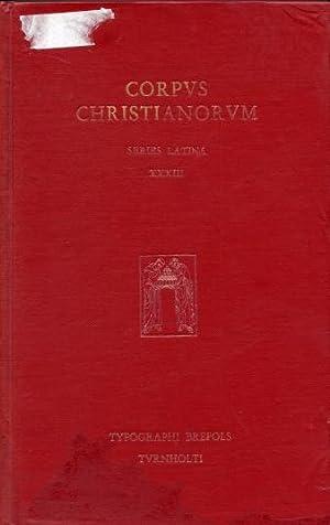 Quaestionum in Heptateuchum Libri Vii Locutionum in: Augustine, Saint; J.