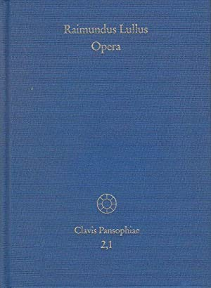 Opera. Reprint of the Strasbourg 1651 Edition