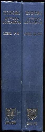 Isidori Hispalensis Episcopi Etymologiarum Sive Originum Libri: Isidore of Seville;