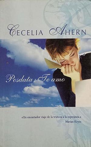Posdata: Te Amo (Spanish Edition): Ahern, Cecelia