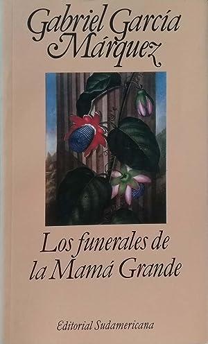 Los funerales de la Mama Grande (Editorial: Marquez, Gabriel Garcia