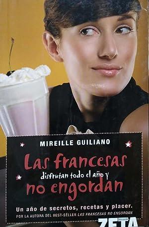 Las Francesas Disfrutan Todo El Año Y: MIREILLE, GUILIANO