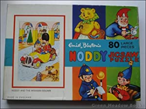 NODDY JIGSAW: NODDY AND THE WOODEN SOLDIER