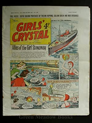 GIRLS¿ CRYSTAL July 27th 1957