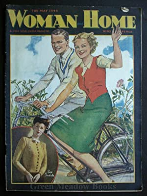 WOMAN AND HOME MAY 1946