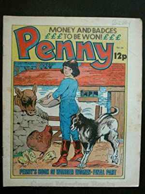 PENNY COMIC No. 29 10/11/1979