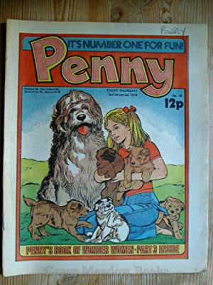 PENNY COMIC No. 28 3/11/1979