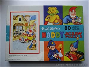 NODDY JIGSAW: NODDY FINDS THE CAT SHOP