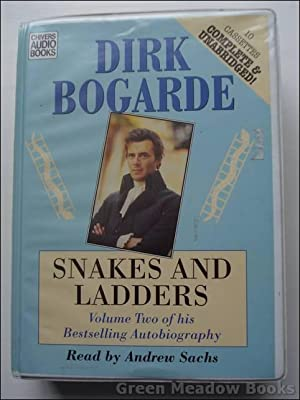 SNAKES AND LADDERS VOLUME TWO OF HIS BESTSELLING AUTOBIOGRAPHY. READ by ANDREW SACHS.