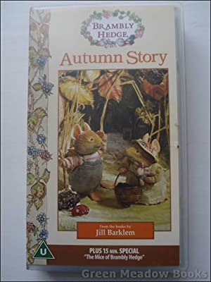 AUTUMN STORY BRAMBLY HEDGE