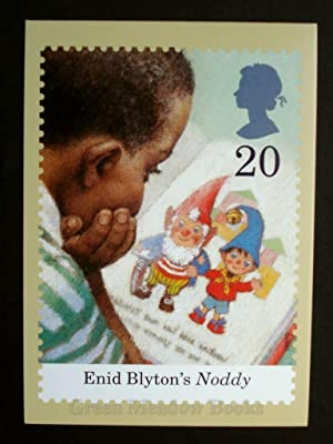 POSTCARDS: STAMP CARD NODDY