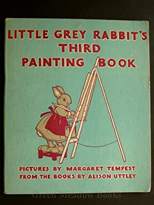 LITTLE GREY RABBIT¿S THIRD PAINTING BOOK