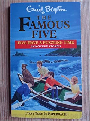 FIVE HAVE A PUZZLING TIME AND OTHER STORIES