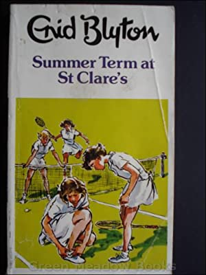 SUMMER TERM AT ST CLARE¿S