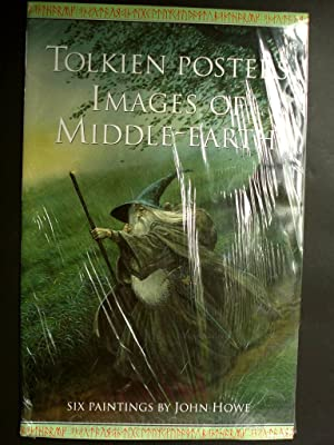 TOLKIEN POSTERS IMAGES OF MIDDLE-EARTH