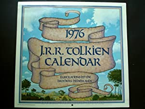 THE J.R.R. TOLKIEN CALENDAR FOR 1976
