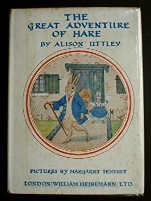 THE GREAT ADVENTURE OF HARE