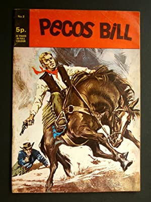 PECOS BILL No. 2 PRISONER OF THE LOST TRIBE