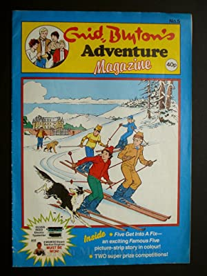 ENID BLYTON¿S ADVENTURE MAGAZINE Number 5