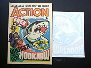 ACTION! COMPLETE RUN FROM ISSUE 3 28/2/1976 TO 12/11/77