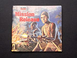 MISSION RELEASE ACTION MAN Mini Story Books: Anon