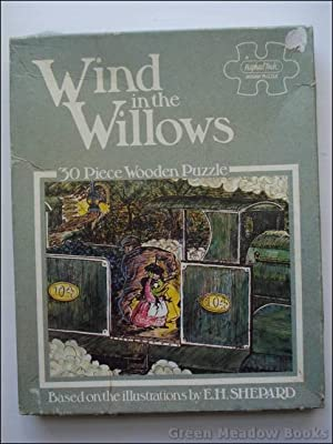 THE WIND IN THE WILLOWS JIGSAW Number 2 TOAD¿S ADVENTURES