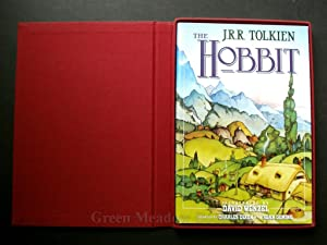 THE HOBBIT LIMITED NUMBERED DE LUXE SIGNED SLIPCASED EDITION!