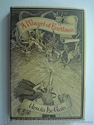 A WIZARD OF EARTHSEA A First Edition: LE GUIN Ursula