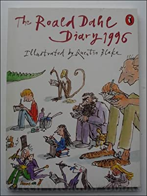 THE ROALD DAHL DIARY FOR 1996