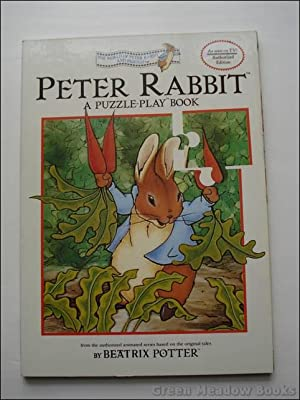 PETER RABBIT PUZZLE-PLAY BOOK