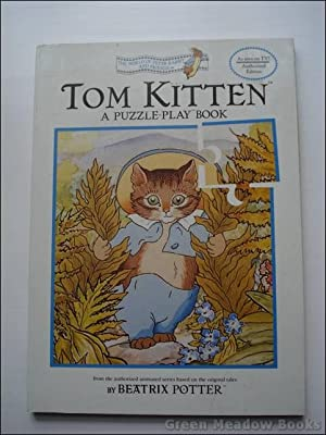 TOM KITTEN PUZZLE-PLAY BOOK