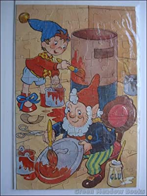 NODDY JIGSAW: NODDY AND THE POST BOX TRAP