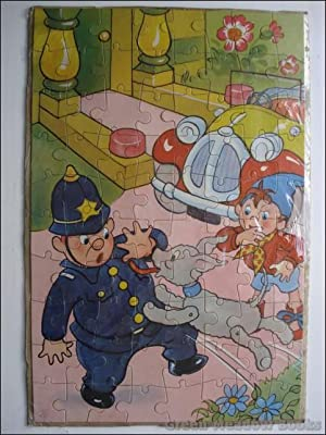 NODDY JIGSAW: TROUBLE WITH BUMPY DOG
