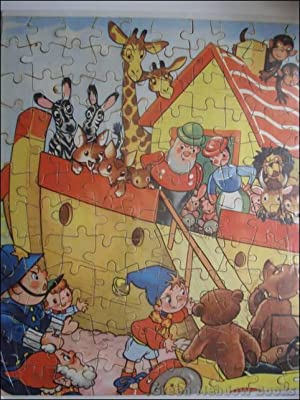 NODDY JIGSAW: NODDY VISITS THE ARK
