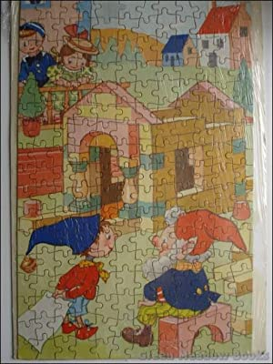 NODDY JIGSAW: BUILDING NODDY¿S HOUSE