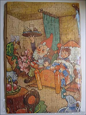 NODDY JIGSAW: NODDY HAS TO STAY IN BED