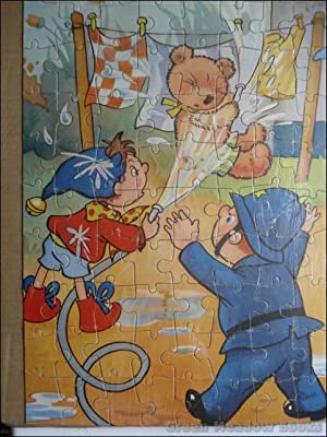 NODDY JIGSAW: TUBBY BEAR GETS A SOAKING