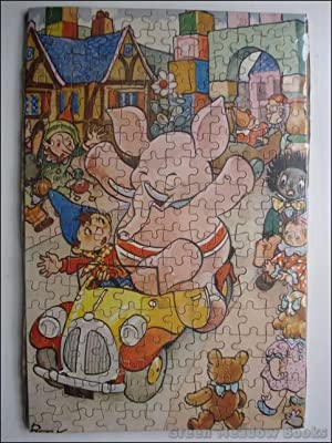 NODDY JIGSAW: NODDY AND THE BIG BAD ELEPHANT