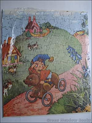 NODDY JIGSAW: NODDY AND THE BEAR ON WHEELS