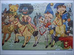 NODDY JIGSAW: NODDY AT THE RACES