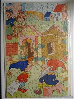 NODDY JIGSAW: BUILDING NODDY'S HOUSE