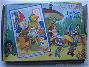 NODDY JIGSAW: AT TEA WITH MRS TUBBY