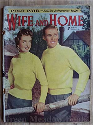 WIFE AND HOME with RUMBLE AND CHUFF February 1954